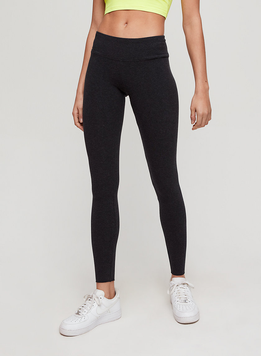 EQUATOR LEGGING - Mid-Rise Workout Legging