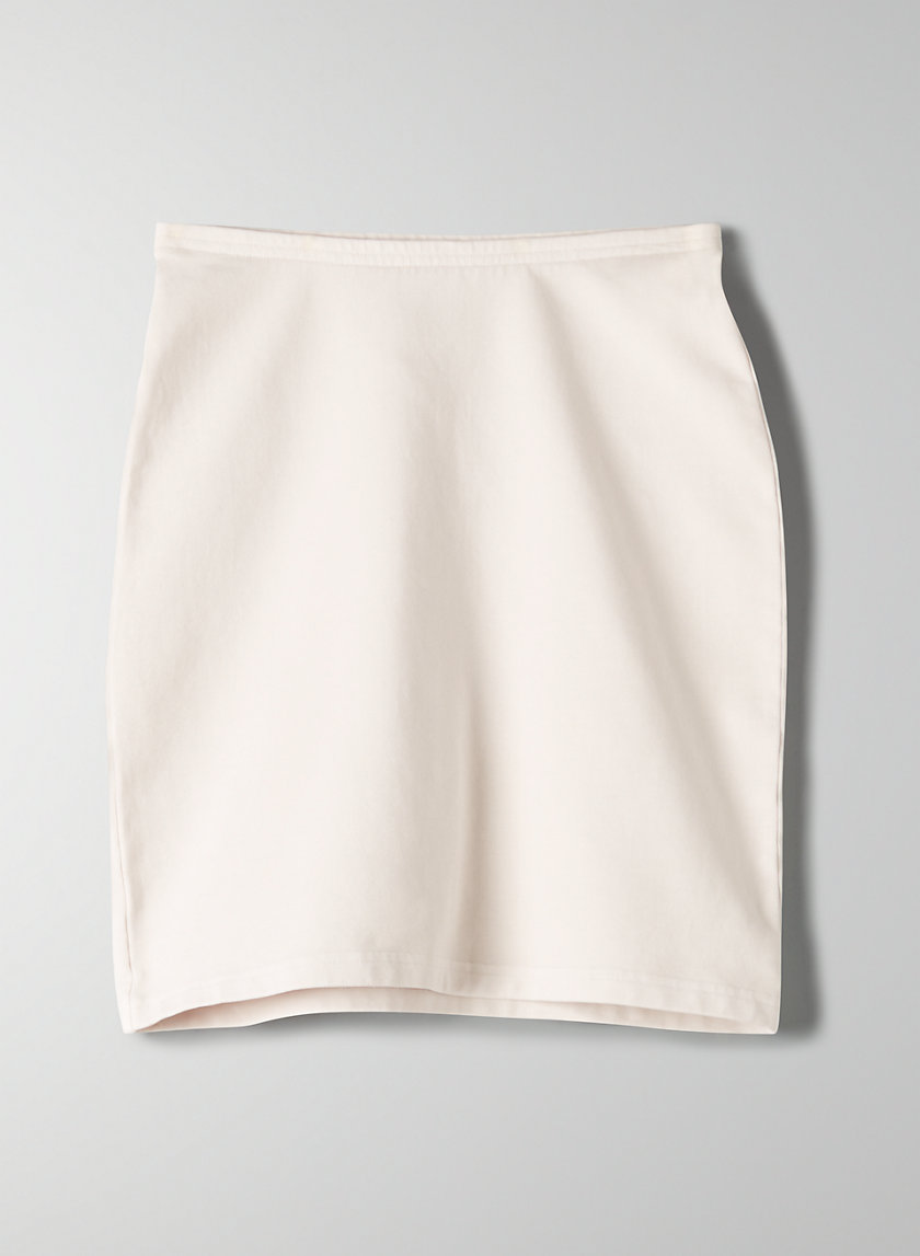MARA SKIRT - 90s bodycon mini skirt