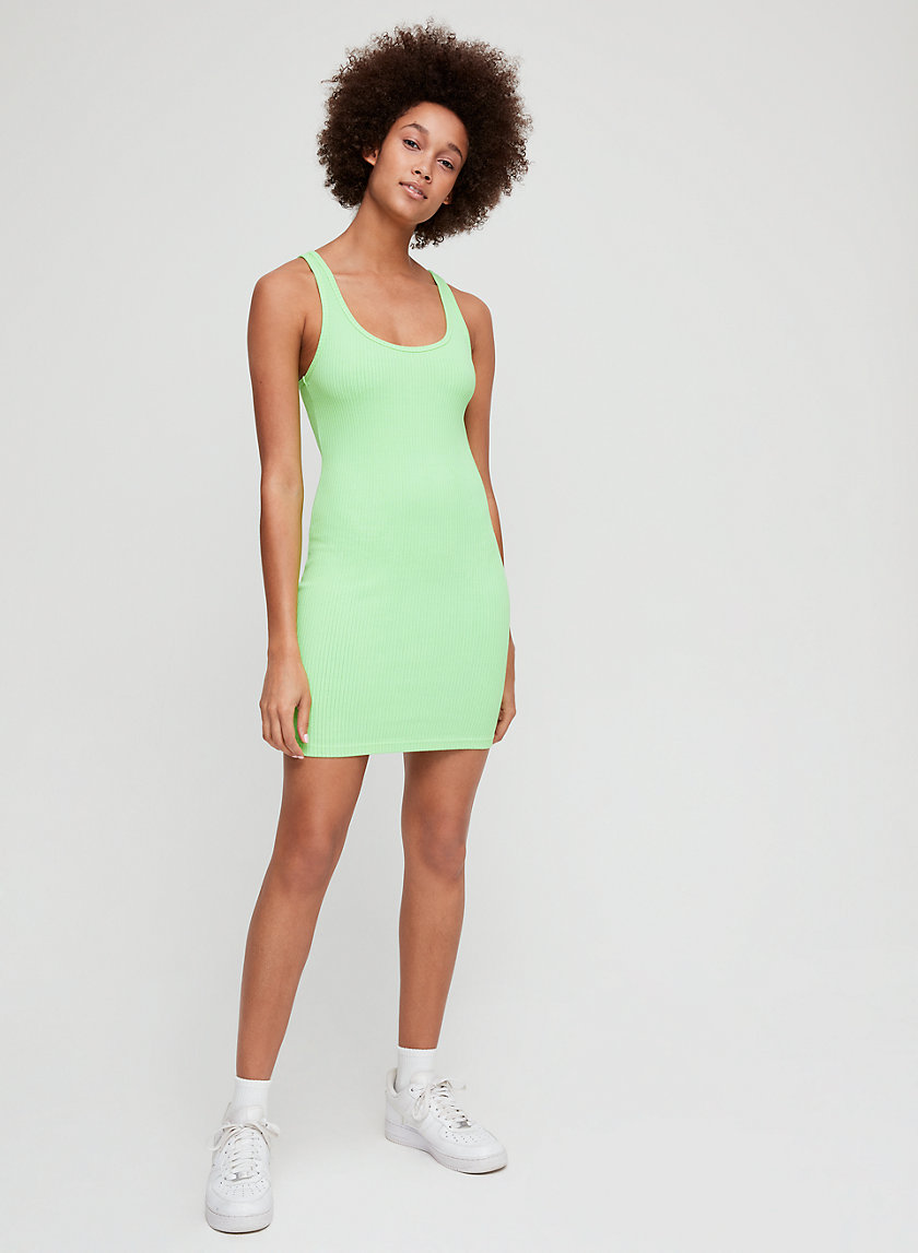 Tna 90S BERGMAN DRESS | Aritzia
