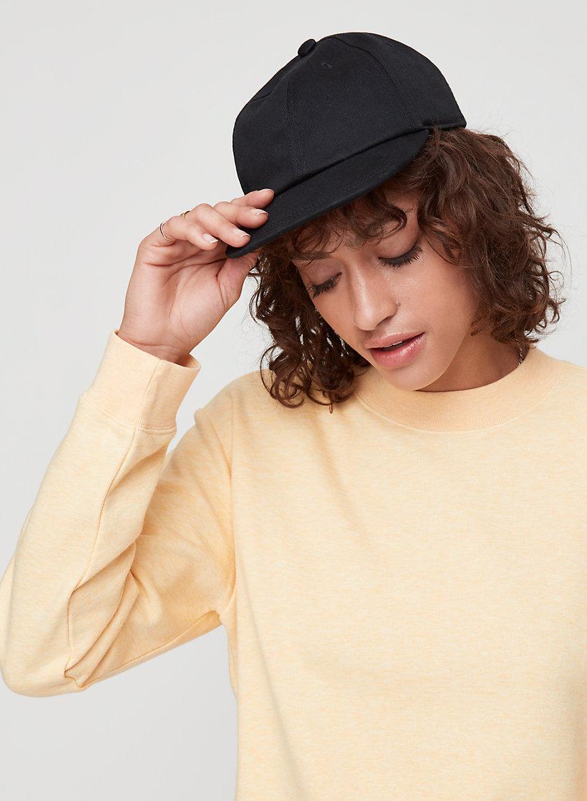 FLAT BRIM STRAPBACK - Baseball hat