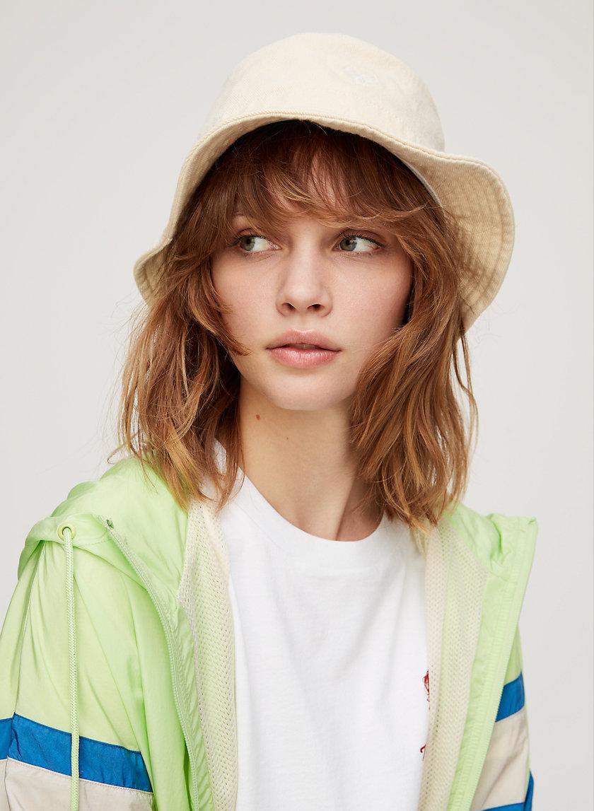 BUCKET HAT - Cotton bucket hat