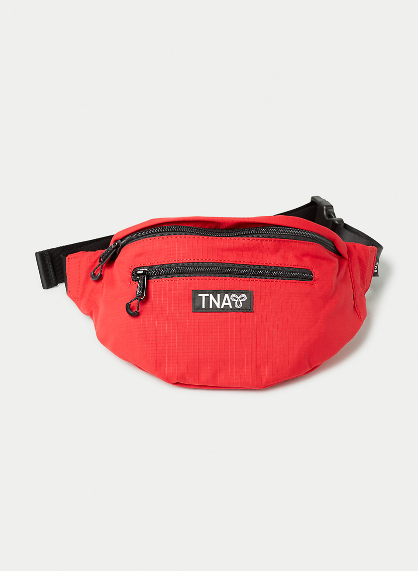 ANNI WAIST PACK - Nylon crossbody bag