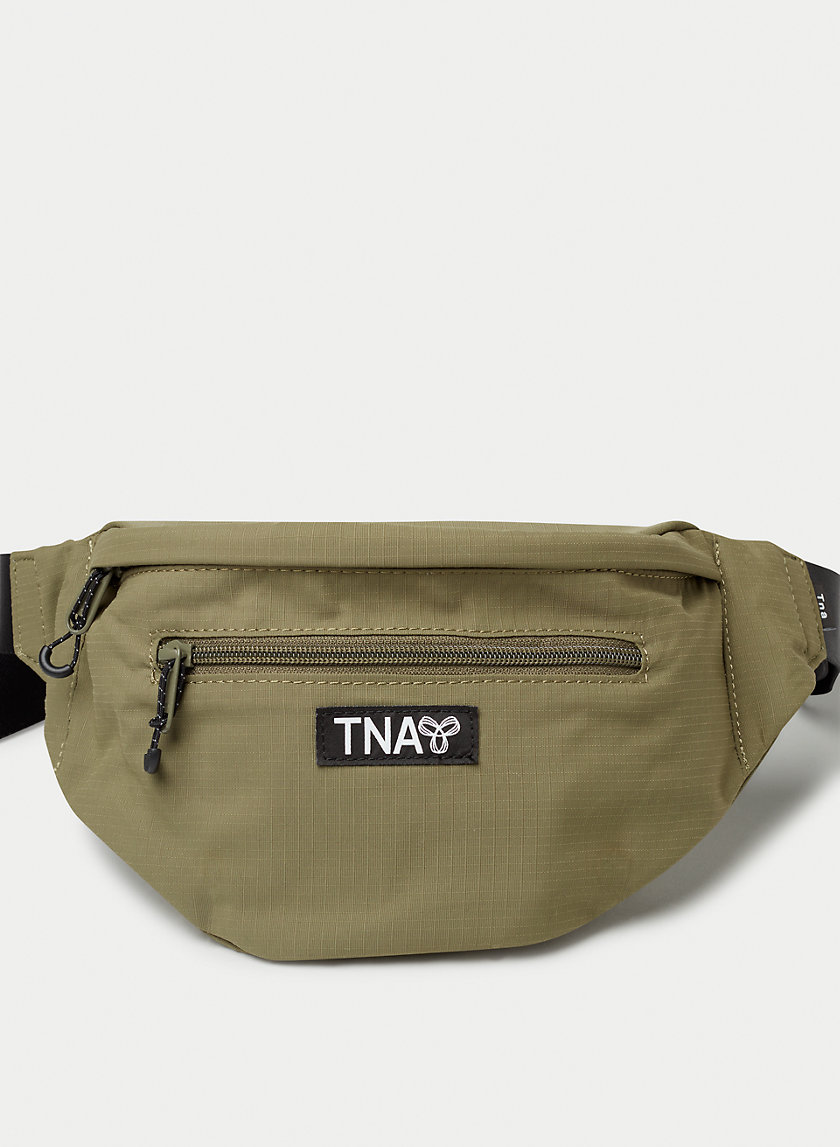 ANNI WAIST PACK - Nylon crossbody bag