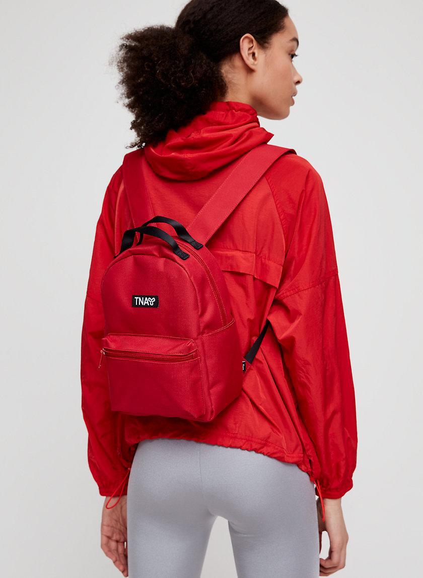 SYDNEY BACKPACK - Mini Nylon Backpack