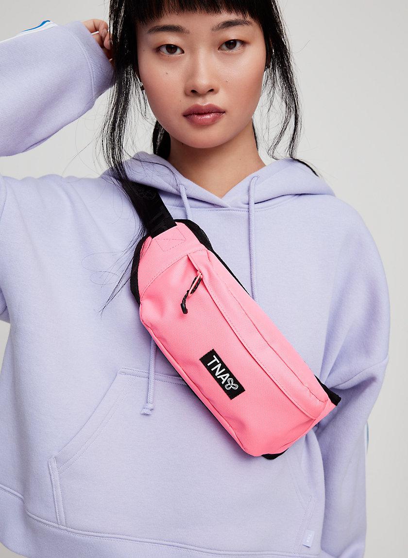 SWIN WAIST BAG - Nylon, '90s waist bag