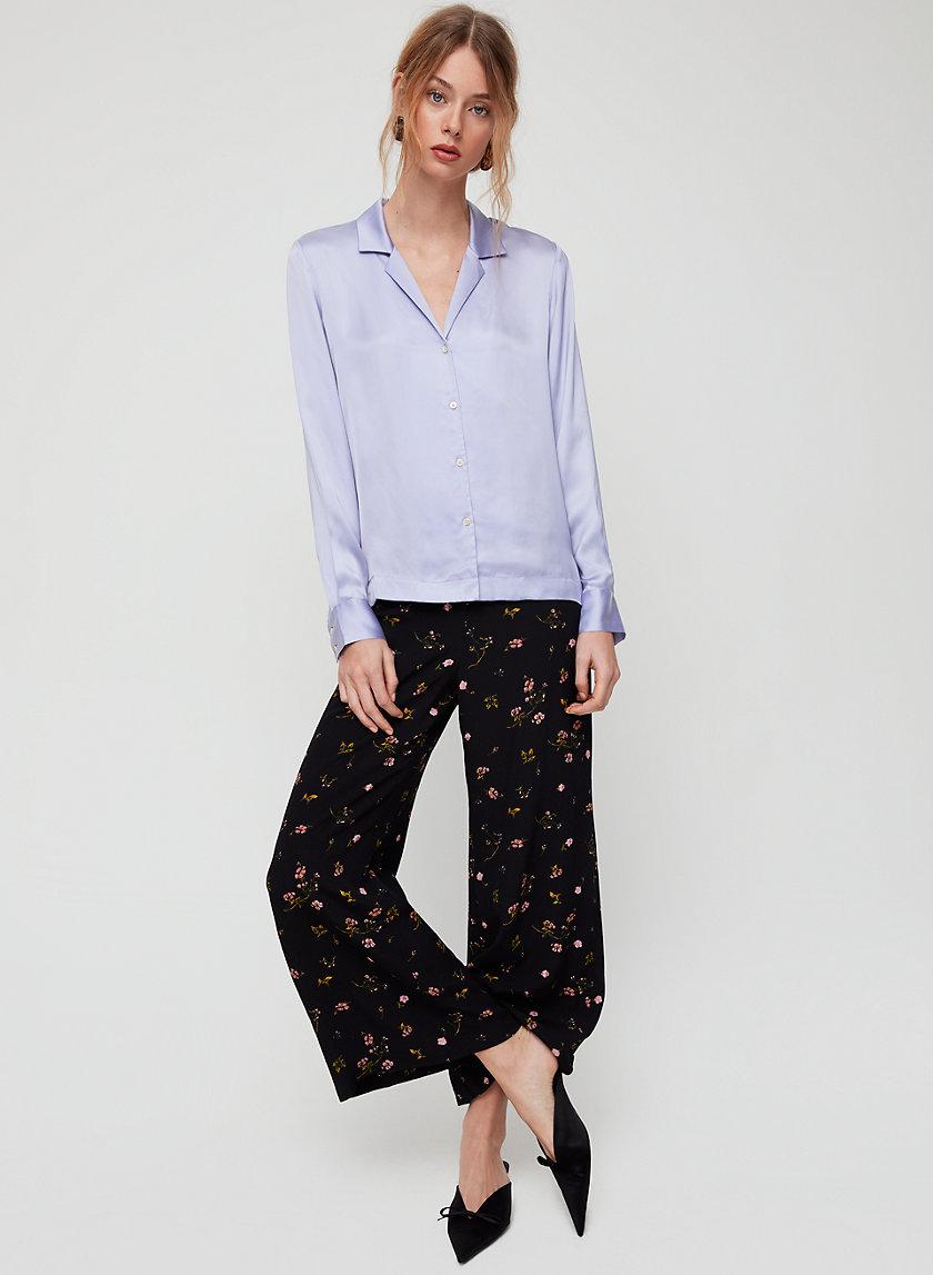 PEAUFINER BLOUSE - Button-down blouse