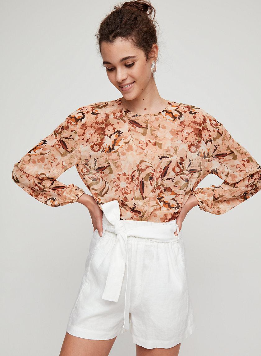 TALMONT BODYSUIT - Printed blouse bodysuit