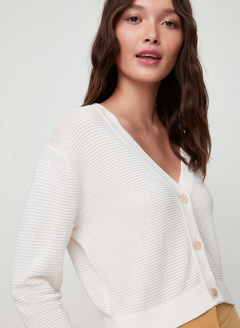 Wilfred JACELYN CARDIGAN | Aritzia