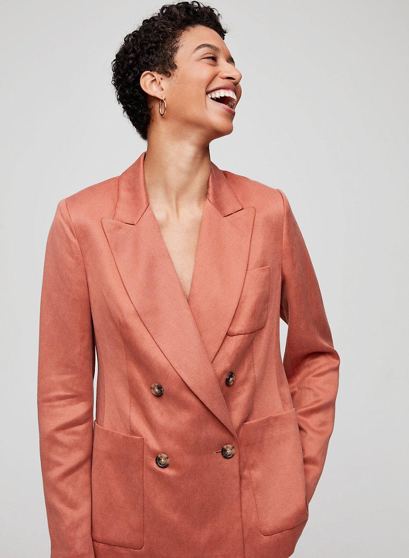 REMIE BLAZER - Double-breasted blazer