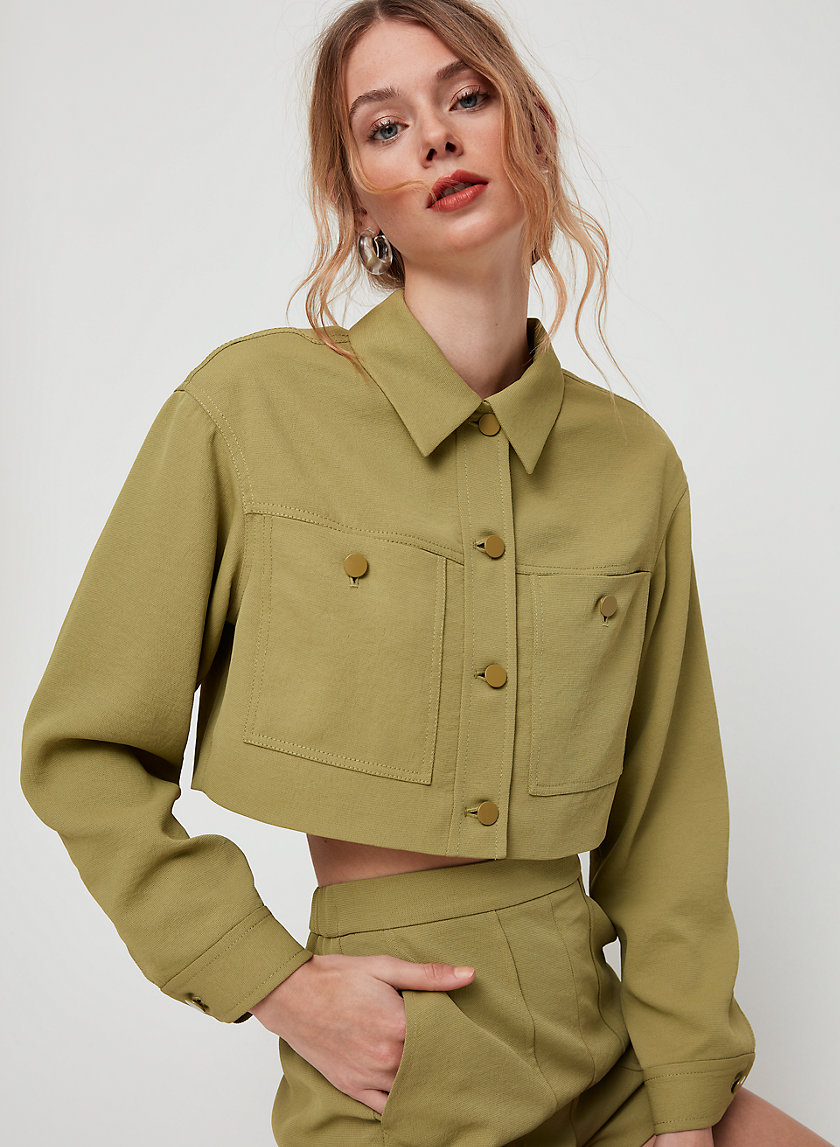 Wilfred OURSON JACKET | Aritzia