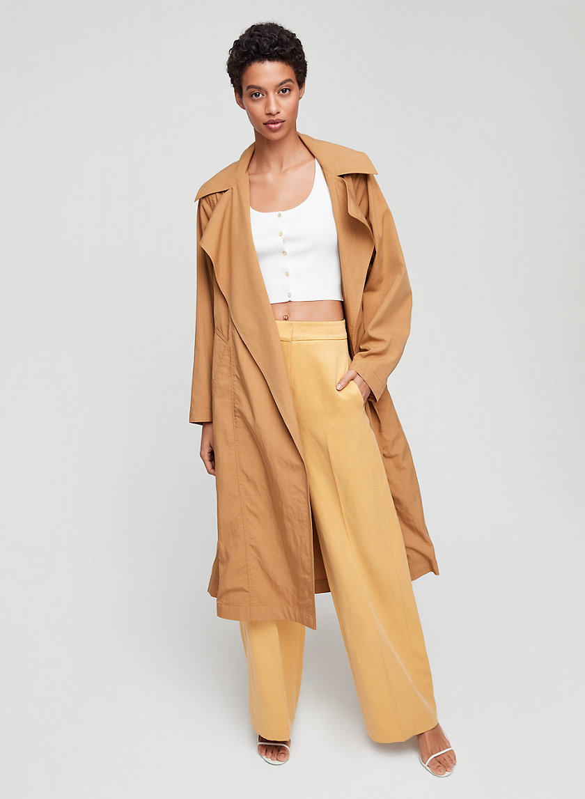 Wilfred ODETTE TRENCH COAT | Aritzia