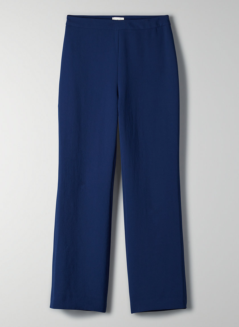 KICK FLARE PANT - Cropped High-Waisted Pant