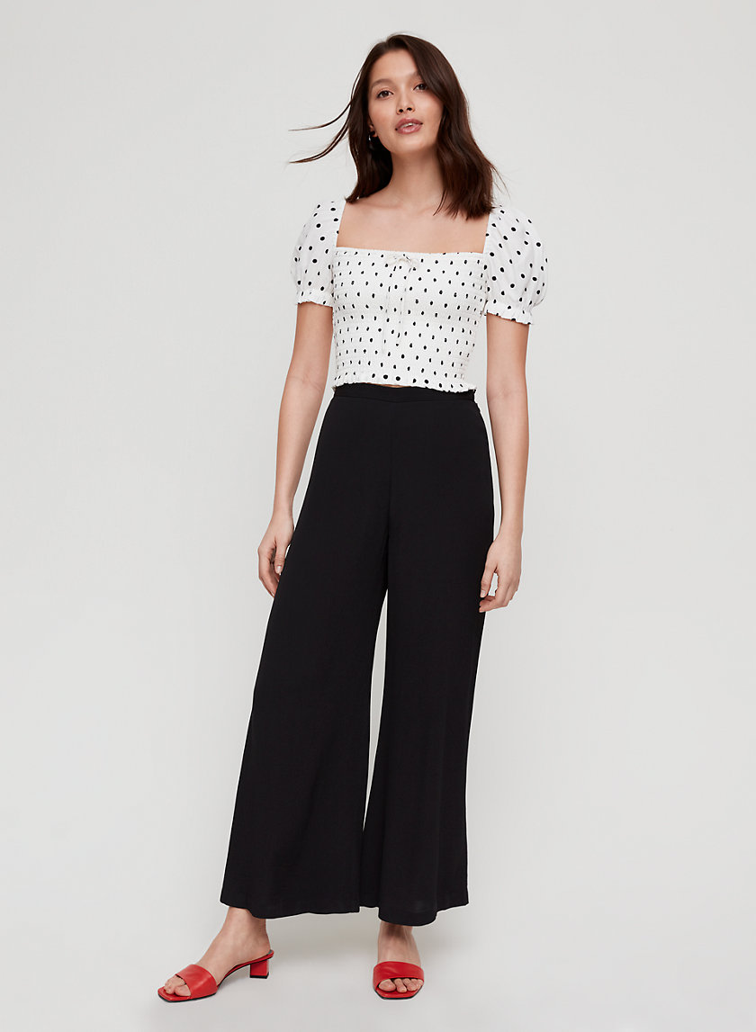 Wilfred PERNELLE PANT | Aritzia