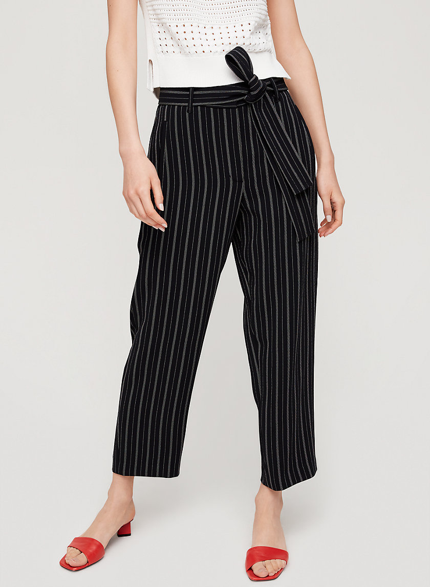 Wilfred TIE-FRONT PANT | Aritzia