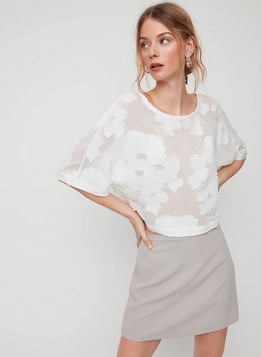 RENÉE SKIRT - A-line mini skirt