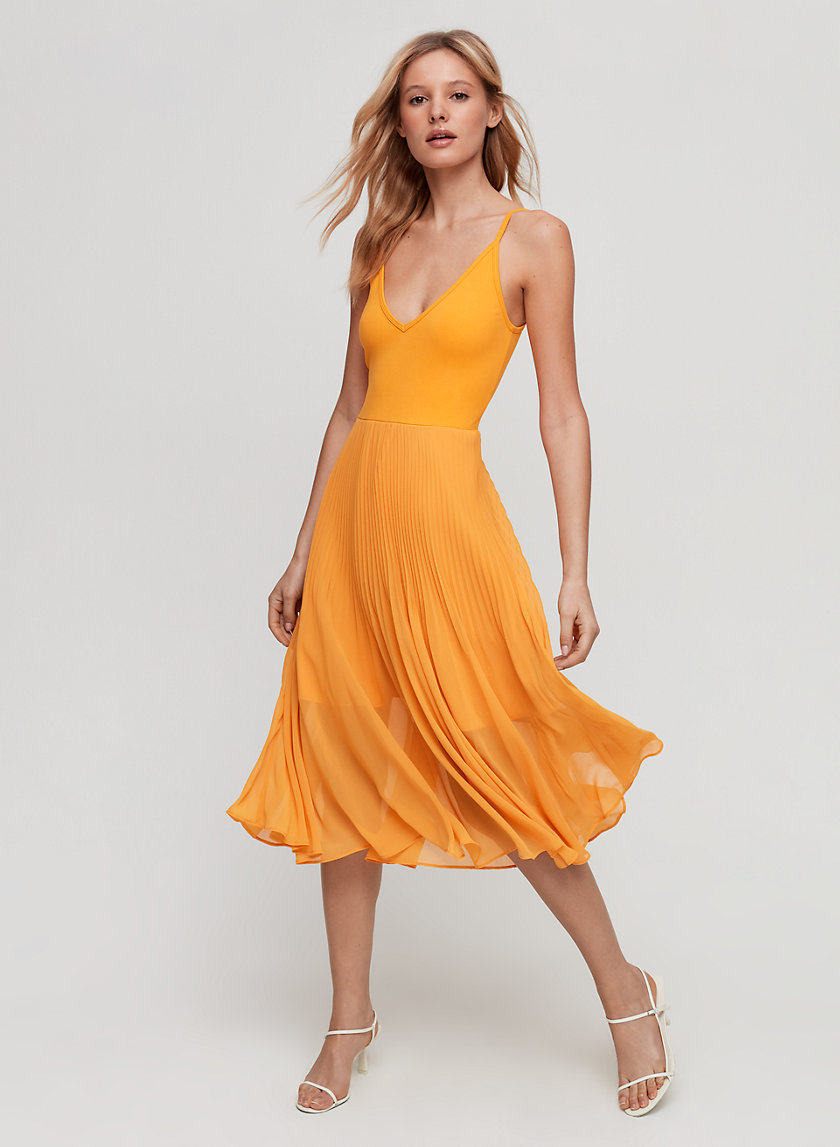 Wilfred DAPHNEE DRESS | Aritzia