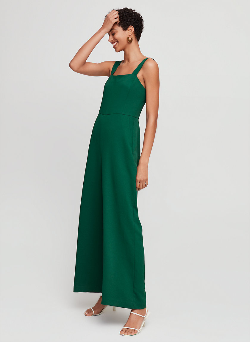 PICARD JUMPSUIT - Sleeveless, wide-leg jumpsuit