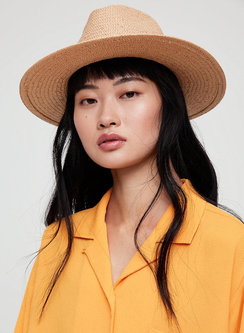 BAVARO FEDORA - Classic panama hat