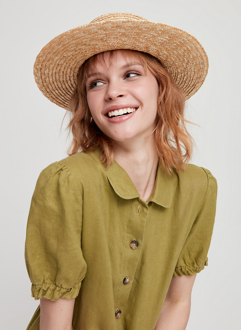 Auxiliary CHANTILLY HAT | Aritzia