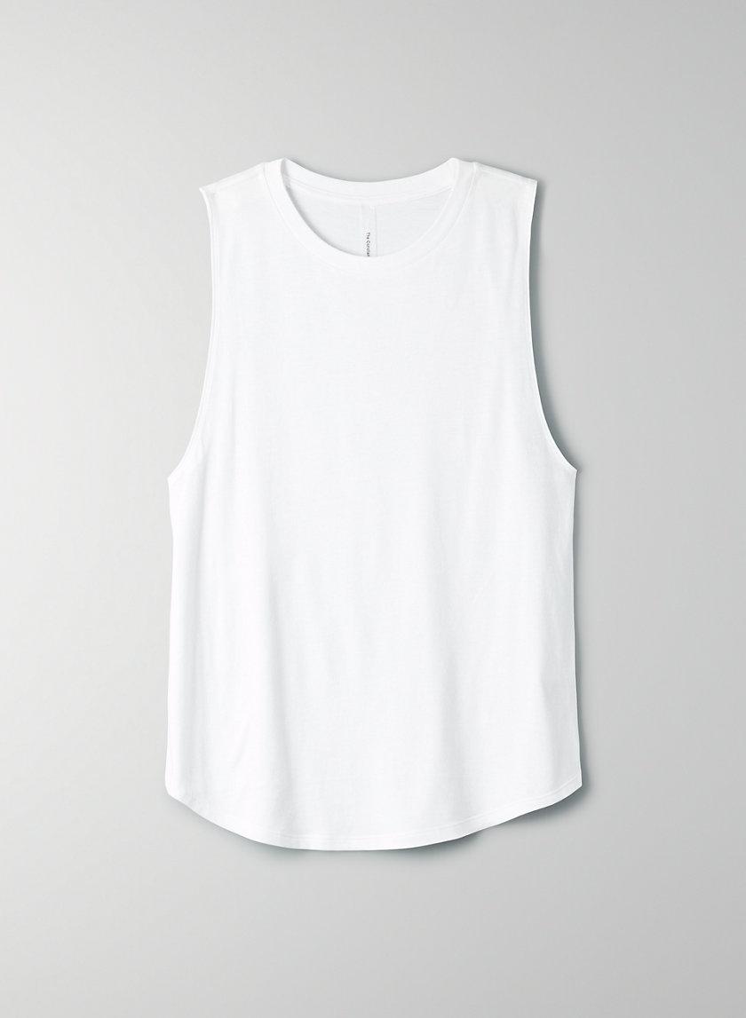 SHIORI TANK - Sleeveless workout top