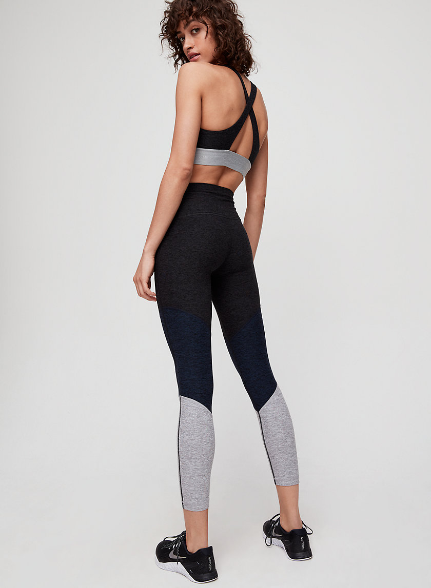 BOOST TRINITY PANT - Colorblock workout legging