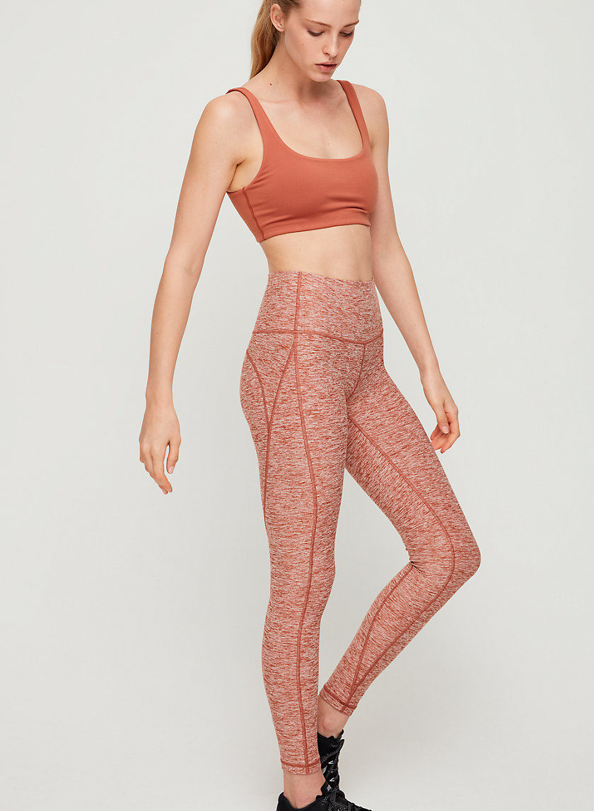 RELAY TEAM PANT - High-waisted, workout legging
