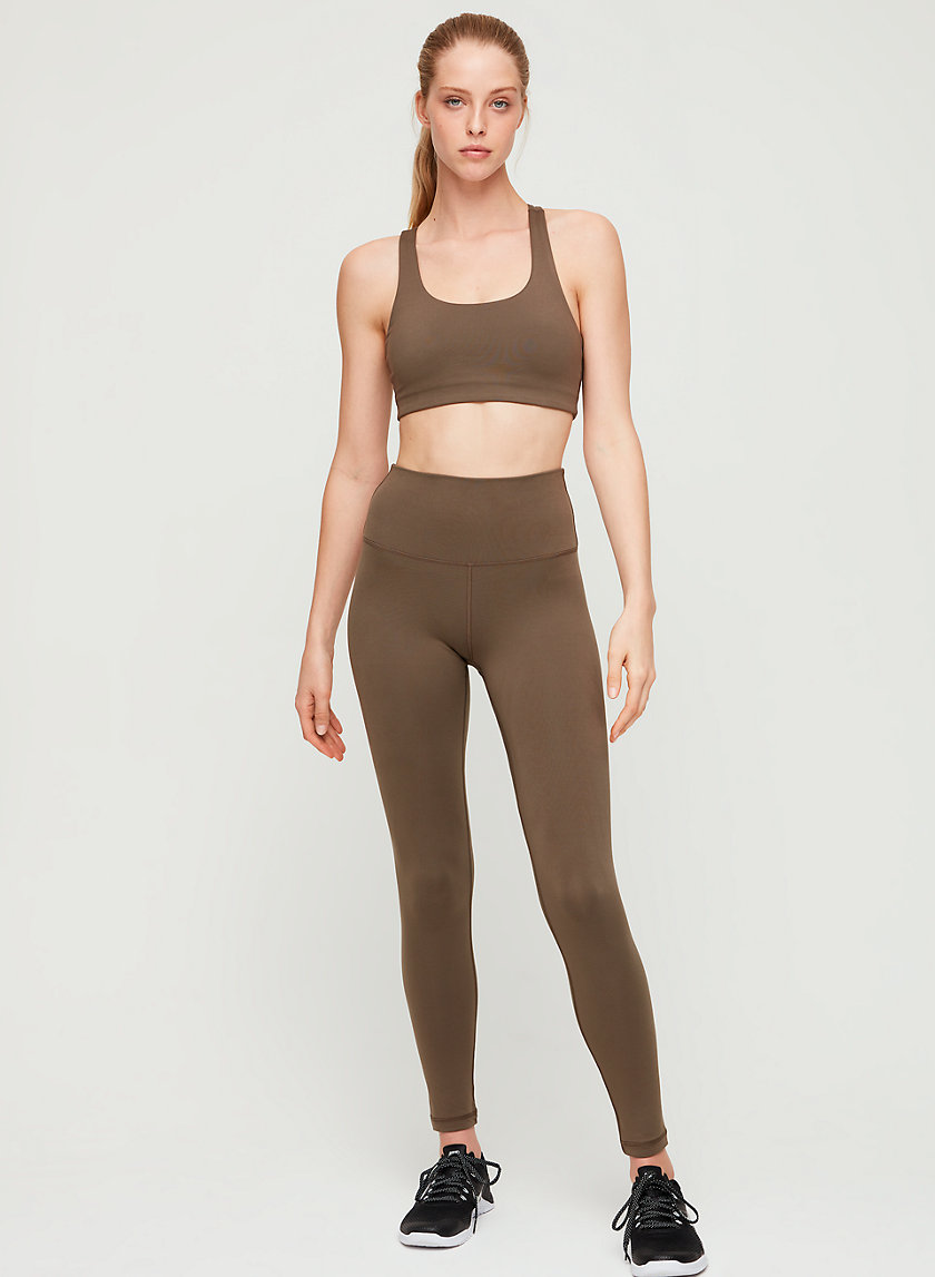 STEADY PANT - High-waisted workout legging