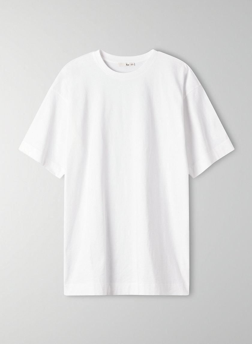 FAWNIA T-SHIRT - Oversized boyfriend-fit t-shirt