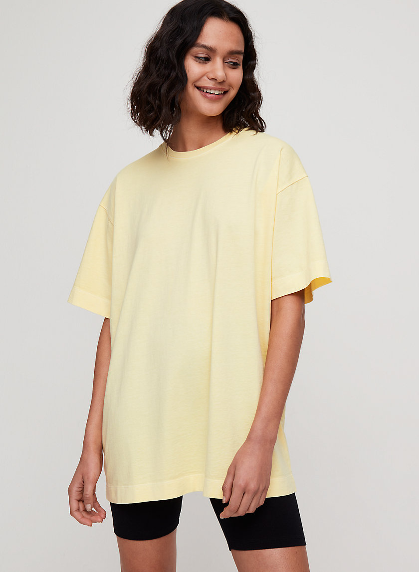 FAWNIA T-SHIRT - Oversized boyfriend-fit t-shirt