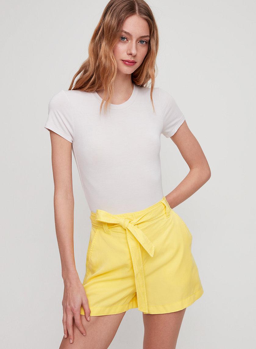FLORILÈGE BODYSUIT - T-shirt thong bodysuit