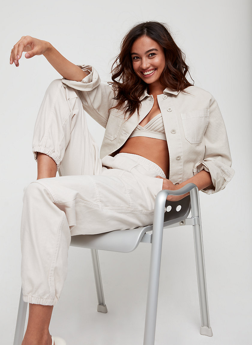 SABRINA JACKET - Oversized utility jacket