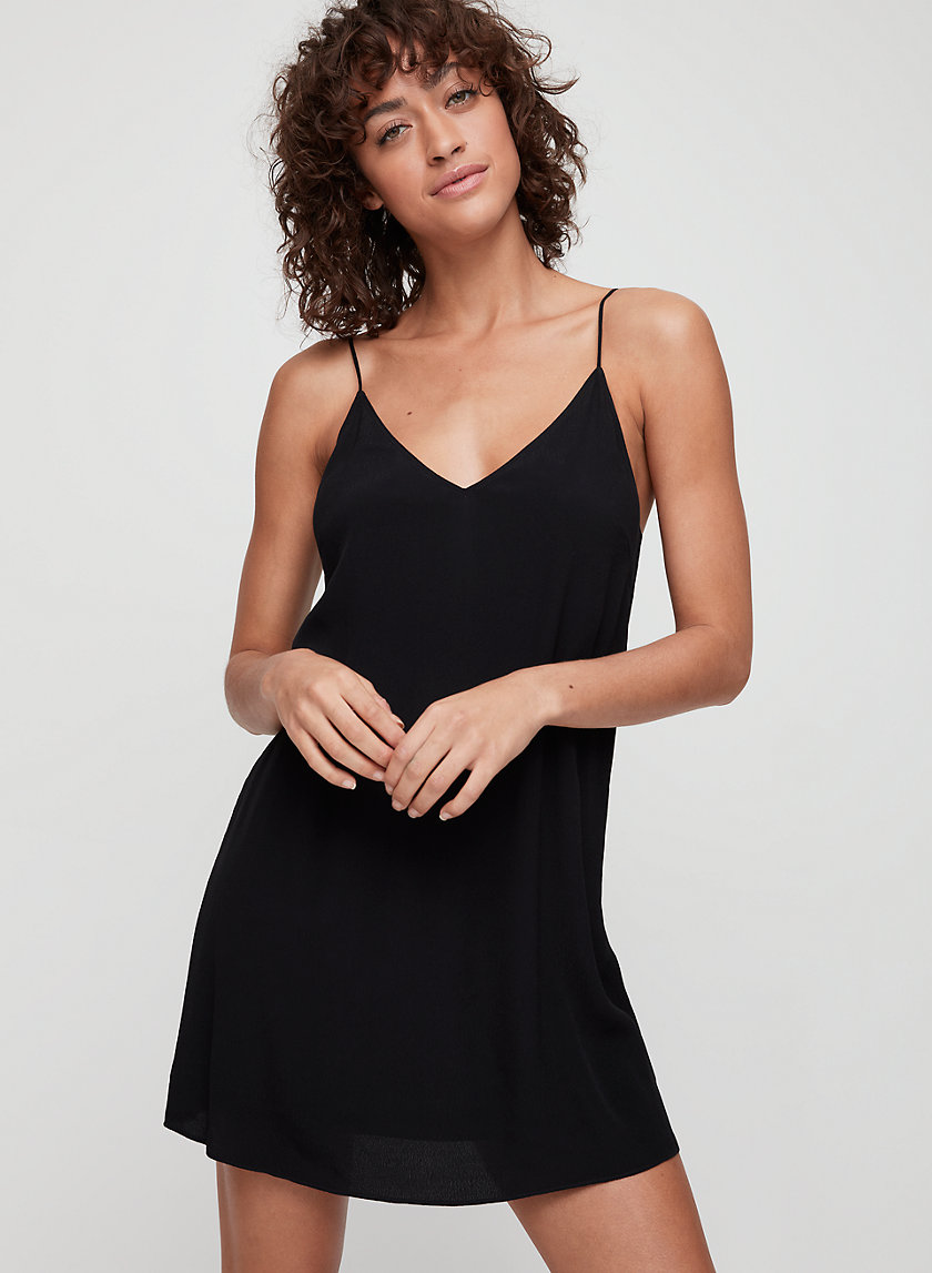 VIVIENNE DRESS - Flowy, camisole dress