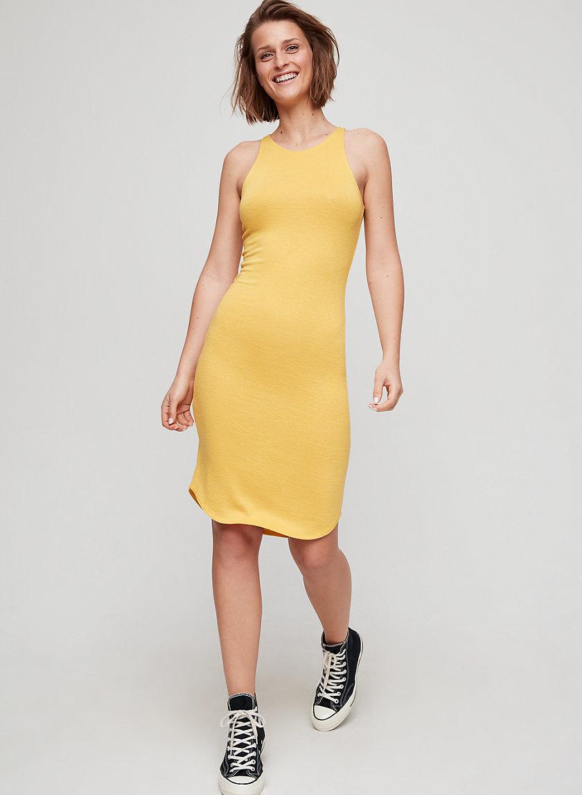CHRISSY DRESS - Bodycon jersey dress