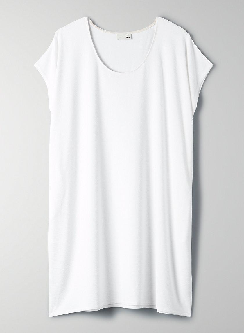 LORELEI DRESS - Relaxed, jersey, t-shirt dress
