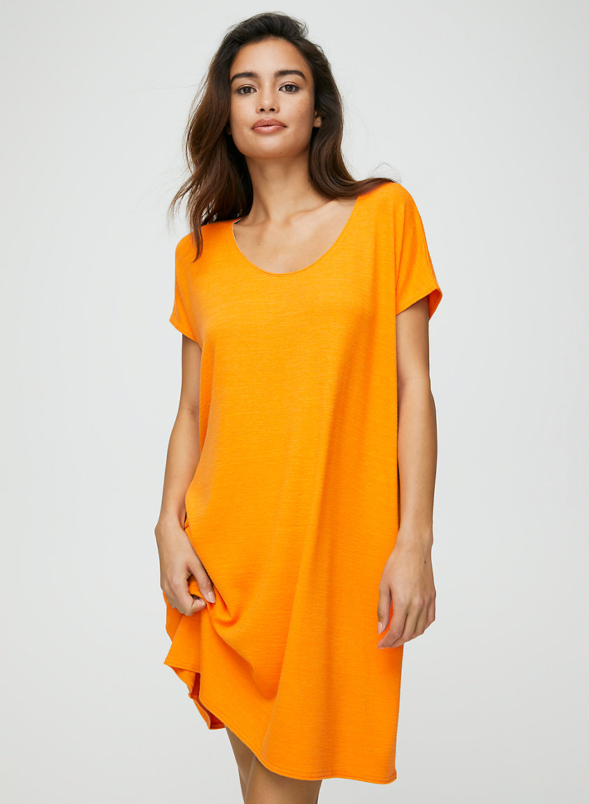 LORELEI DRESS - Relaxed, jersey, t-shirt dress