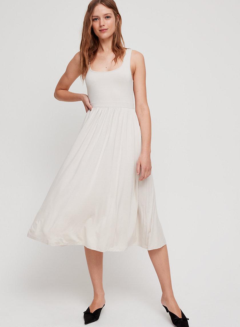 ASSONANCE DRESS - Tank midi dress