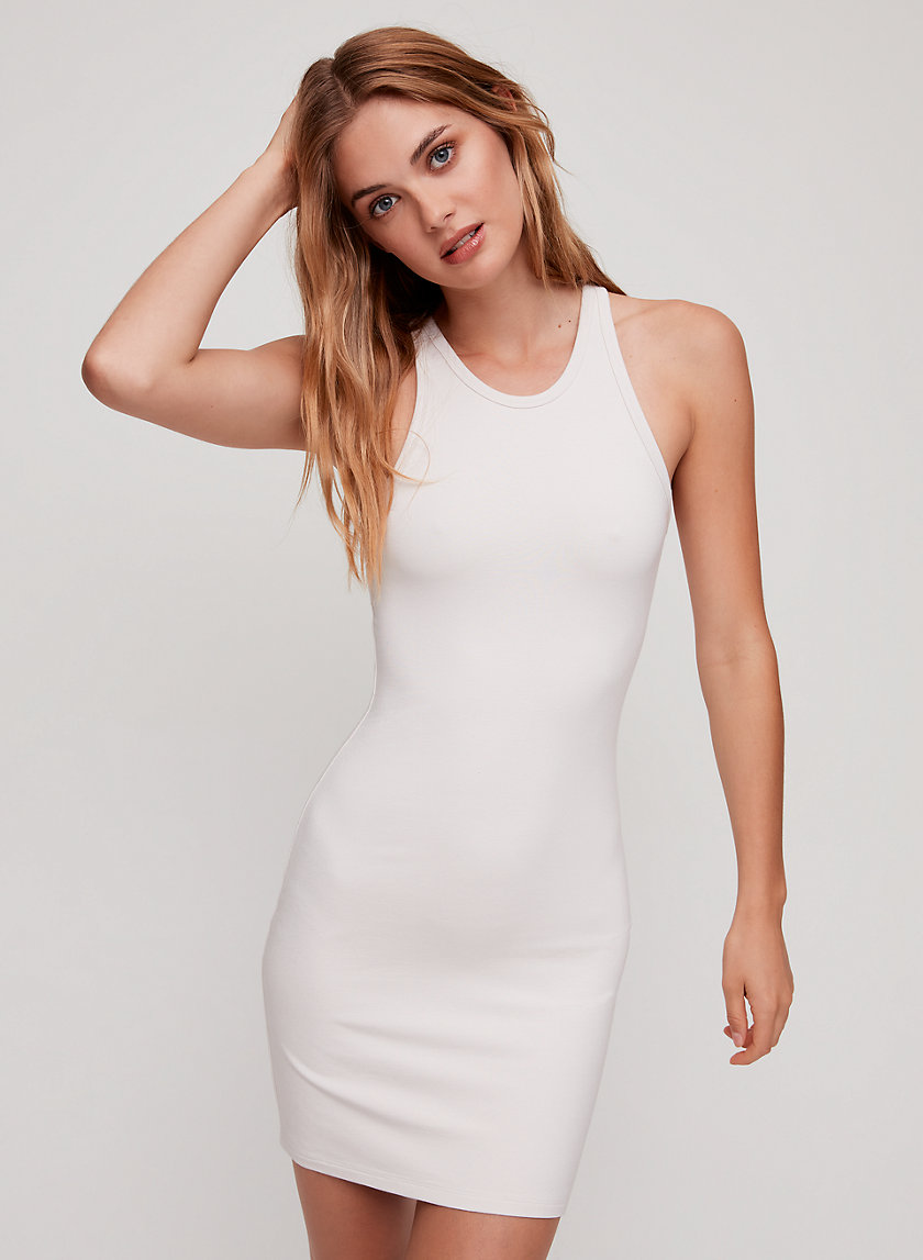 LAVINIA DRESS - Bodycon Tank Dress