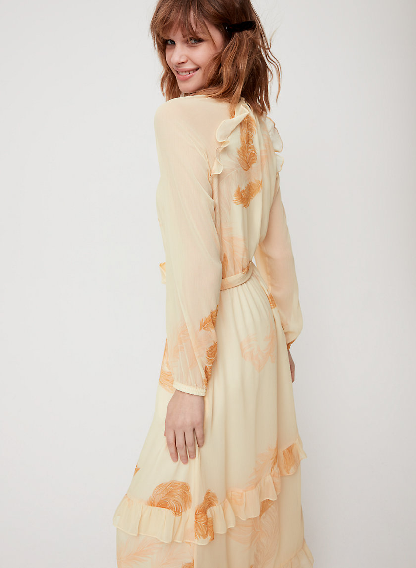 Little Moon VERBENNA DRESS | Aritzia
