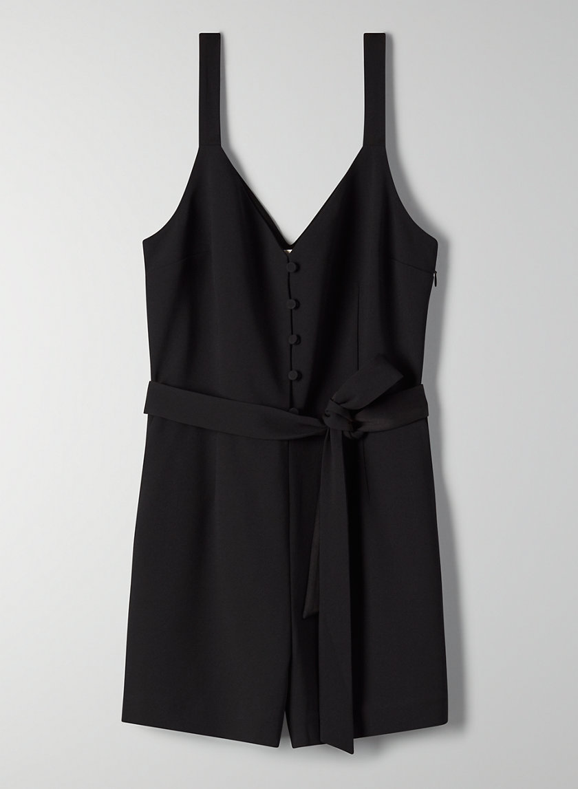 Little Moon PETUNIA ROMPER | Aritzia