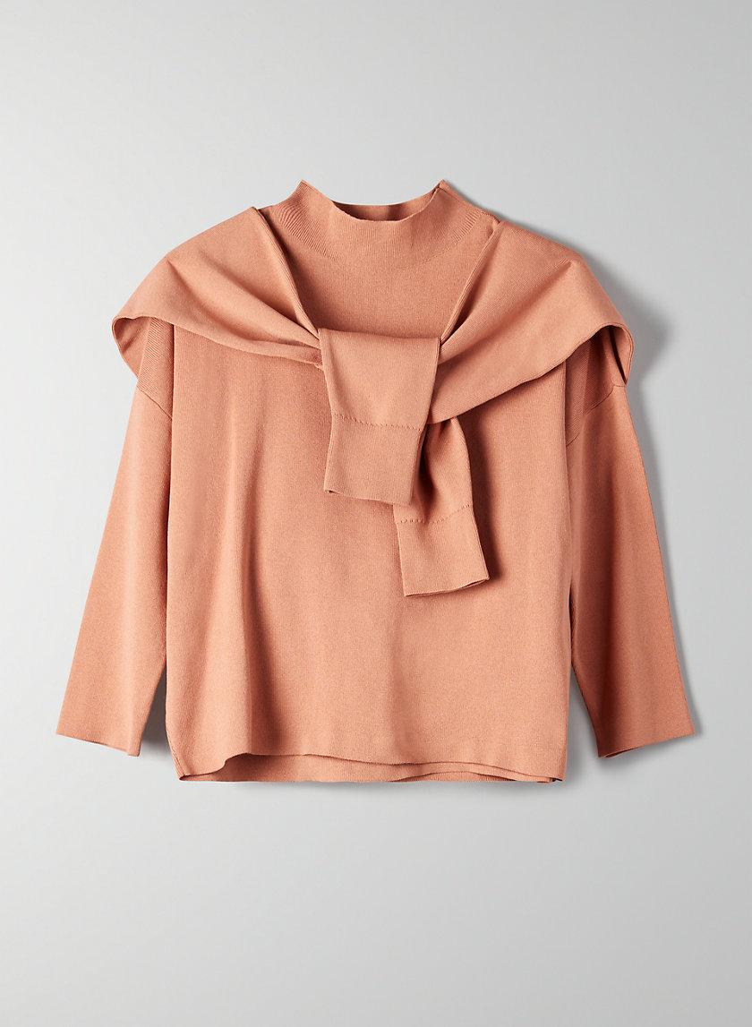 EDREI SWEATER - Two-piece sweater