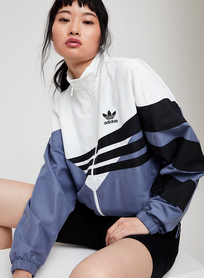 TRACK TOP - 90s zip-up