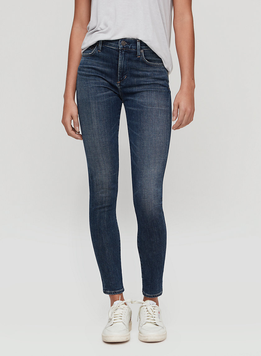 ROCKET RIVAL - High-waisted skinny jean