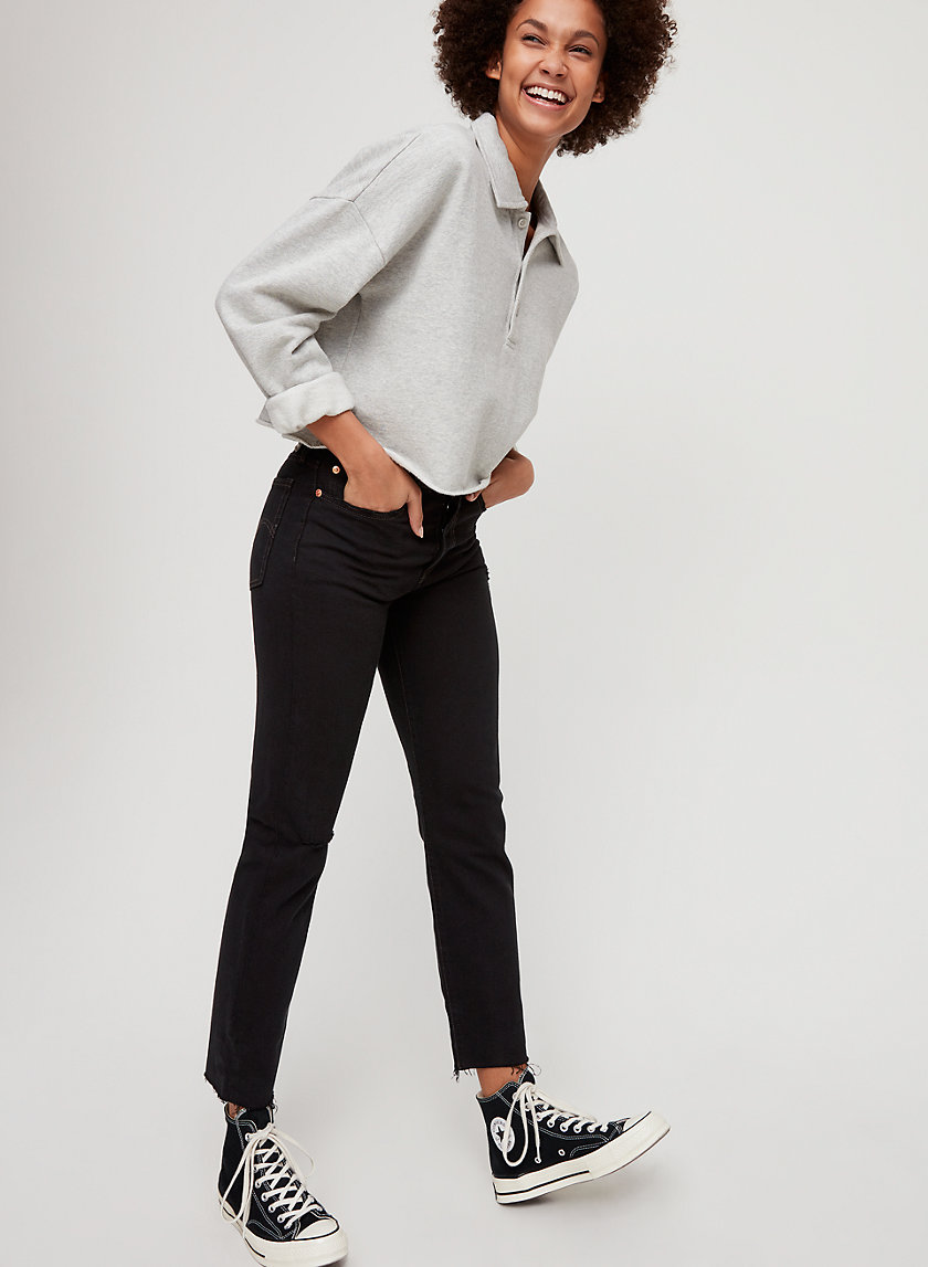 WEDGIE ICON - High-waisted skinny jean