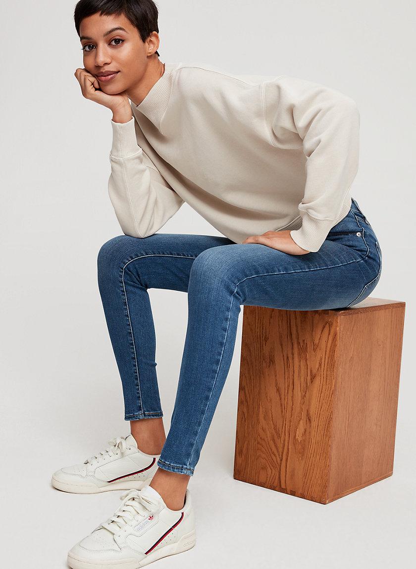 MILEHIGH SKINNY - High-waisted skinny jean