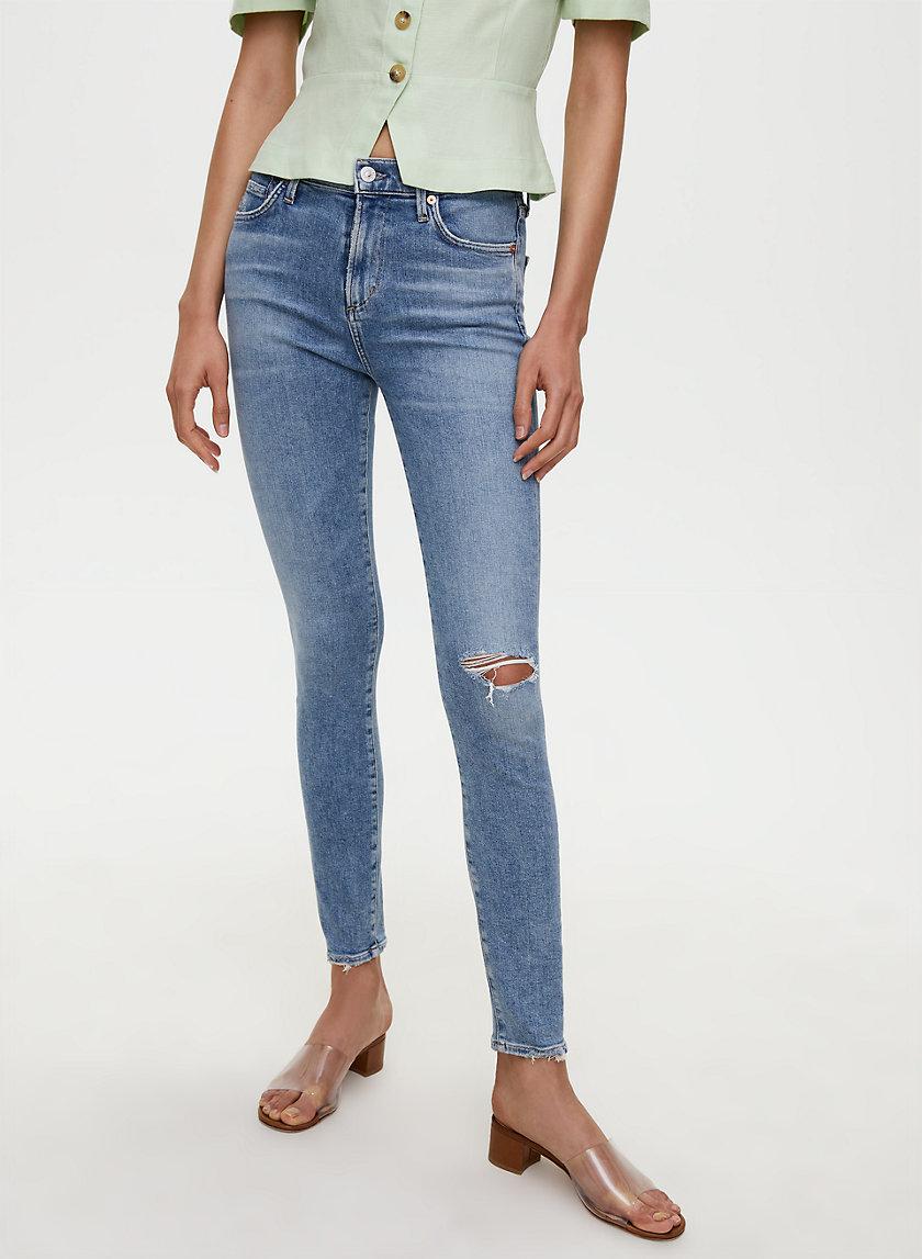 ROCKET KEEPER - High-waisted skinny jean