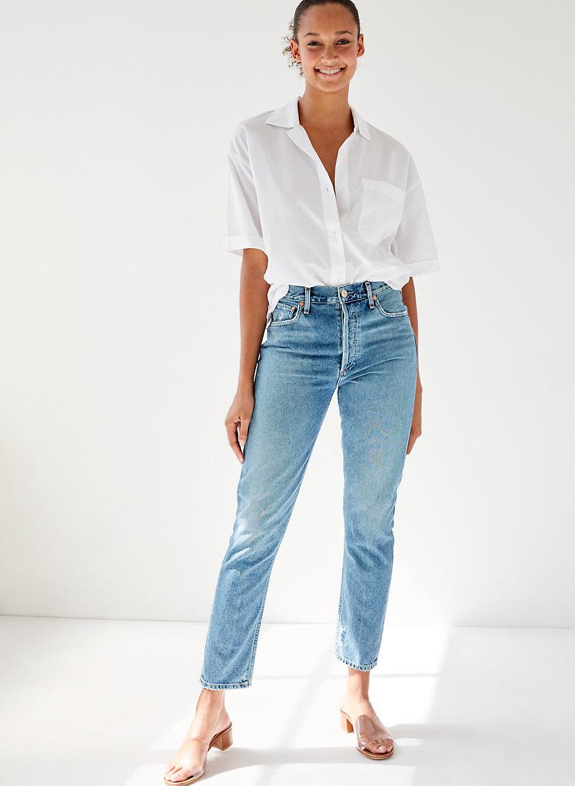 JAMIE PASSENGER - High-waisted skinny jean