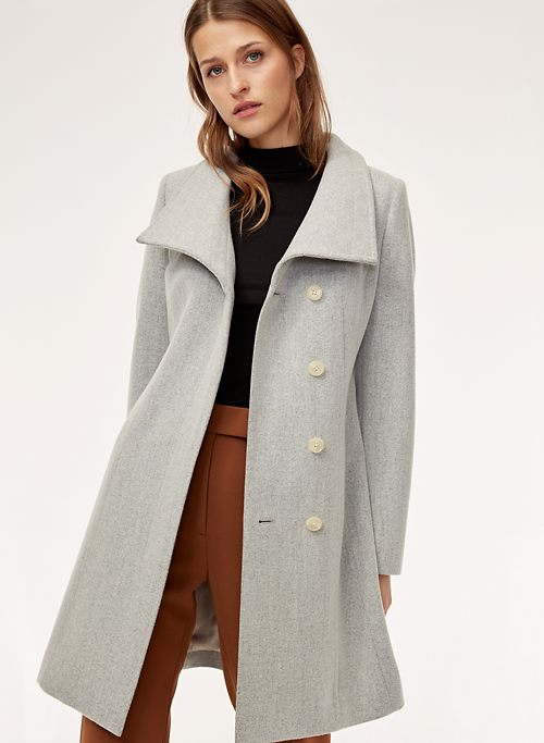 5b7e5190e8f Wool Coats for Women