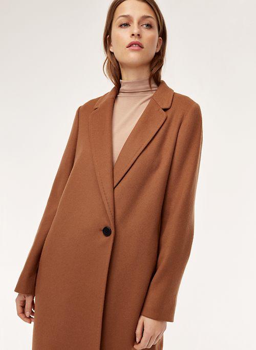 9d52699a2f50 Wool Coats for Women | Aritzia CA