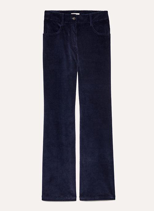 7c0b85aa38 Blue | High-waisted Pants for Women | Aritzia US