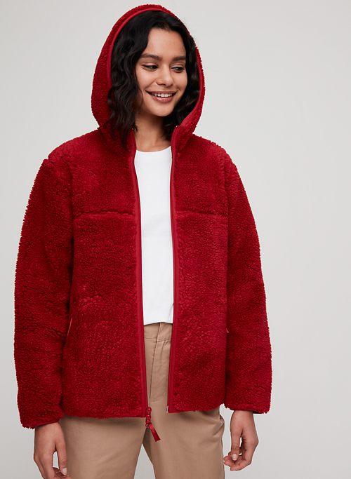 3f0ac92f5e5 Sherpa & Teddy Jackets for Women | Aritzia CA